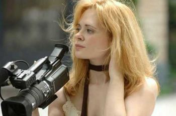 Adrienne Shelly: She wrote, directed, and acted in the movie Waitress (2007), which would become her most successful film to date after years of making highly regarded but little-seen indie films. Waitress was her first foray into the limelight. She was murdered several months before its release.      Her directors eye, energy for life, cute voice, sweet spirit, and just her smile....made Adrienne a unique, fun, and passionate director.  I admire her.