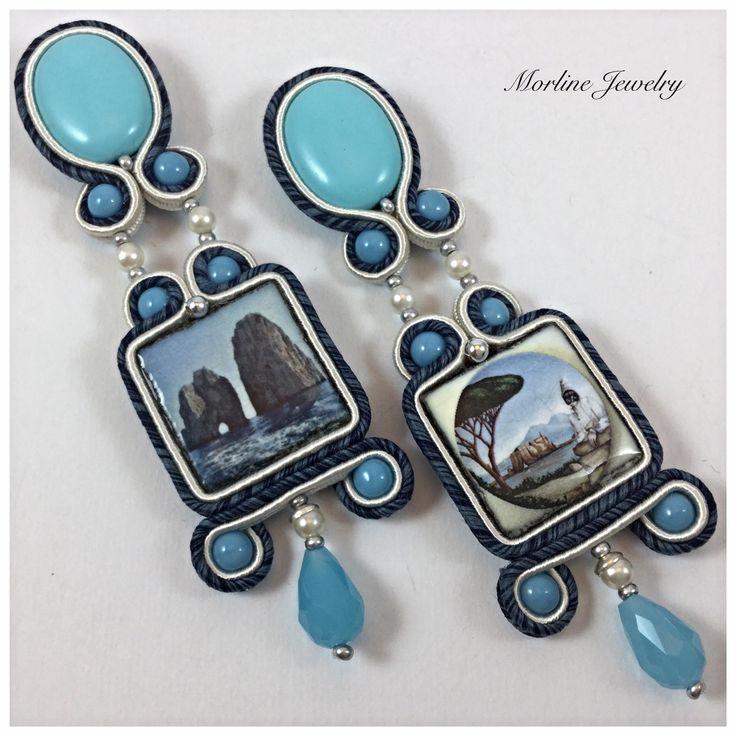 Famoso 251 best Orecchini Morline Jewelry images on Pinterest YT07
