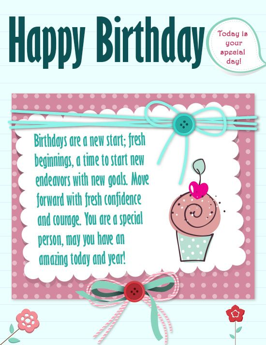 31 best ECards images – Send an E Birthday Card