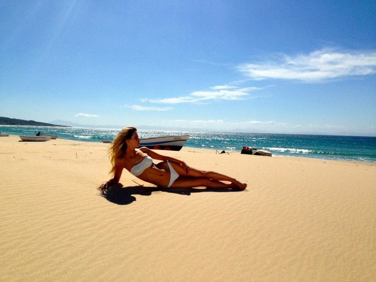 Shooting of Silk & Beach summer 2014