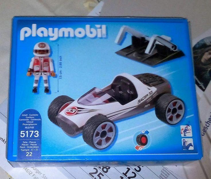 playmobil 5173 Auto, Rennwagen, 4 - 10 Jahre
