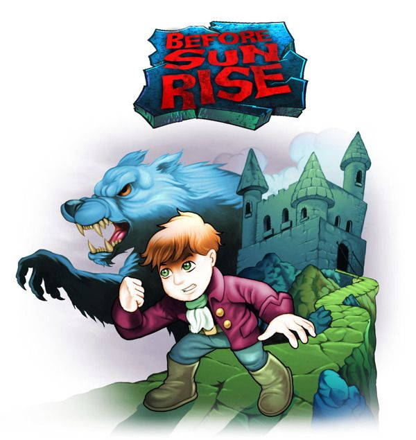 Before Sunrise - Concept Art Game by Bitcube Media , via Behance