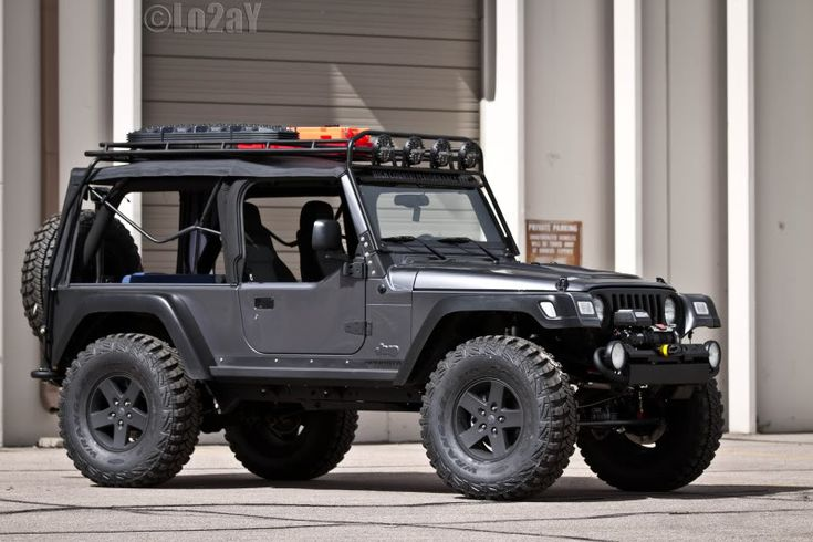 Expedition Modded Jeeps - Let's see 'em!! - Page 7