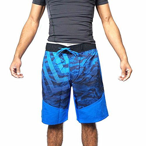 Reebok Men's Work Out Ready Graphic Board Shorts, Blue Sport R, X-Large ** This is an Amazon Associate's Pin. Clicking on the VISIT button will lead you to find the item on Amazon website.