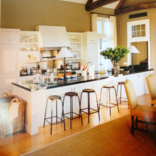 Ina Garten Barn Kitchen. Perfection!