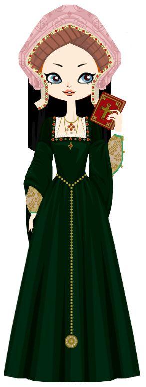 Catalina de Aragon by marasop on DeviantArt