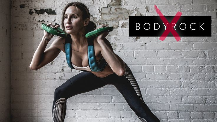 BodyRock X Day 22 Legs and Thighs - Bring on the skinny jeans after this thigh slimming workout!