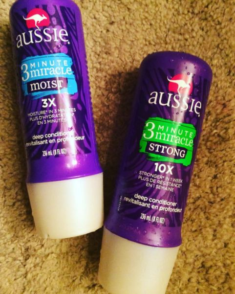 "Aussie 3 Minute Miracle could only be more perfect if it gave you abs in the same amount of time  The product basically serves as a deep conditioner that moisturizes your locks in three minutes. I saw results after the first time I used it! If you're looking for even quicker results, I would also highly recommend Aussie's 3 Minute Miracle Strong."" —claireburwell Get Aussie's 3 Minute Miracle Strong ($2.97)"