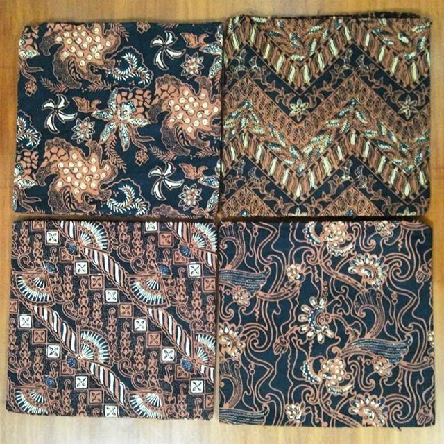 Batik Cap Sogan Ukuran 2M Tanpa Tumpal Sms/ WA 082329397424