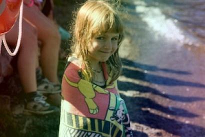 Les Bibittes à patates au Camp Trois-Saumons ont de 4 à 6 ans et vivent une première expérience loin de la maison.