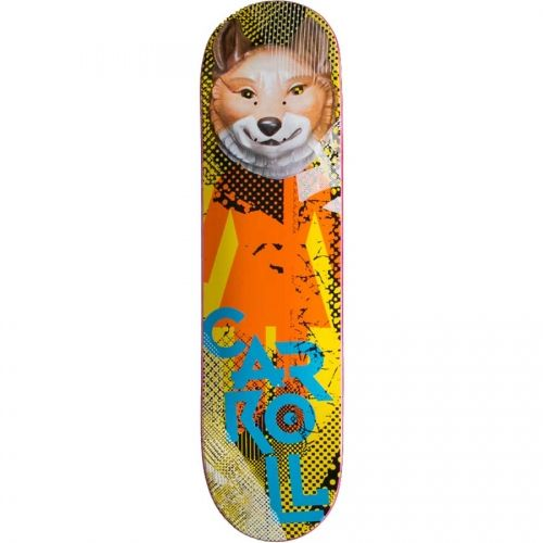 Girl Skateboards Girl Mike Carroll Candy Flip Deck 8x31.625