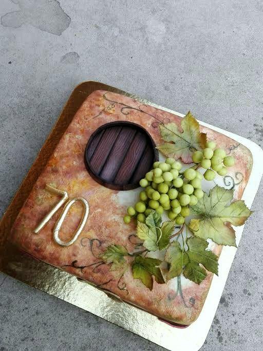 Cake for vine-dresser - Pre vinára