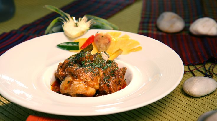Get this quick and easy tamarind chicken curry recipe by Chef Wan from Best Wan!.