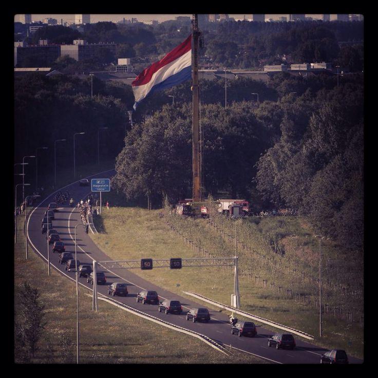 Eindelijk thuis... Finally home... #MH17