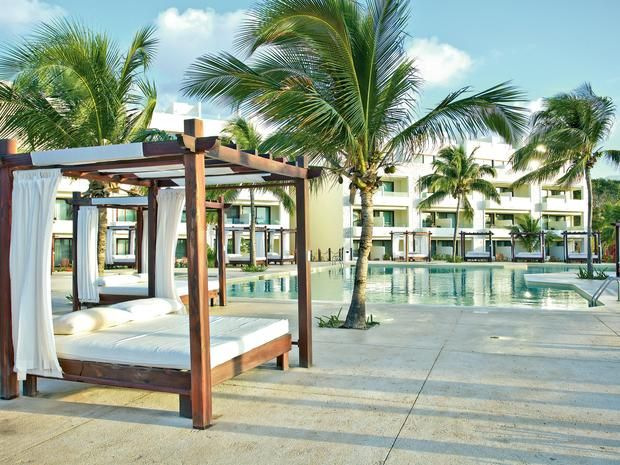 Akumal Bay Beach Resort Mexiko Junior Suite Penthouse