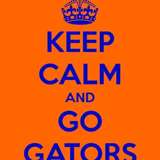 UFFootball Seasons, Gator Girls, Gator Sports, Gator Football, Gator Stuff, Colleges Football, Keep Calm, Florida Gator, Gator National