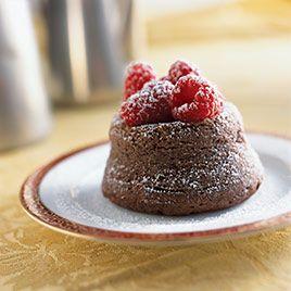 America S Test Kitchen Molten Lava Cake