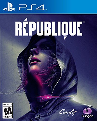 Republique  PlayStation 4 -- Click image for more details. Note:It is Affiliate Link to Amazon.