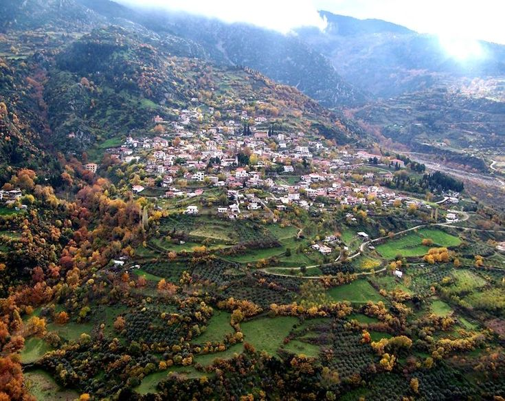 Fthiotida, Ypati village -Oiti mountain