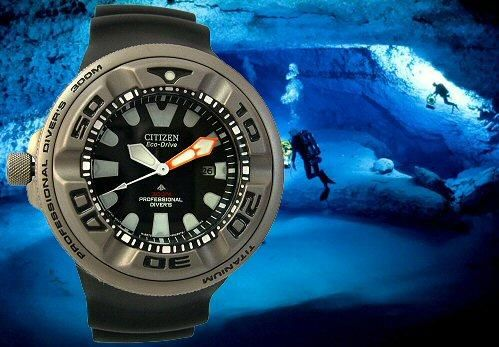 Many people – and that includes a lot of professional divers – look no further than Citizen Watches for their divers watch. And with good reason, a Citizen divers watch is an excellent choice.