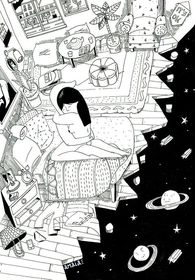 Big Booooom by Amaia Arrazola: