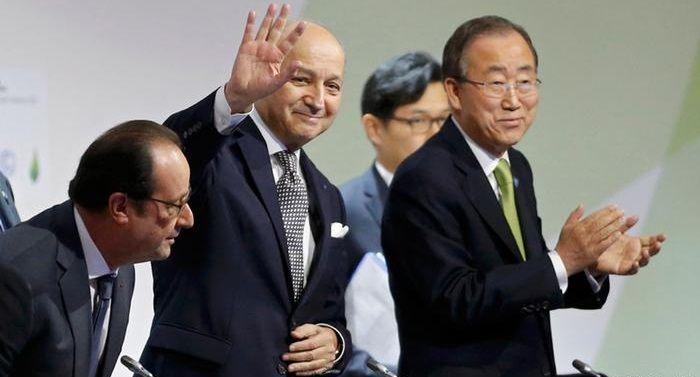 """Cumbre del Clima: presentan el texto final del """"primer acuerdo climático universal""""   Radio Panamericana"""