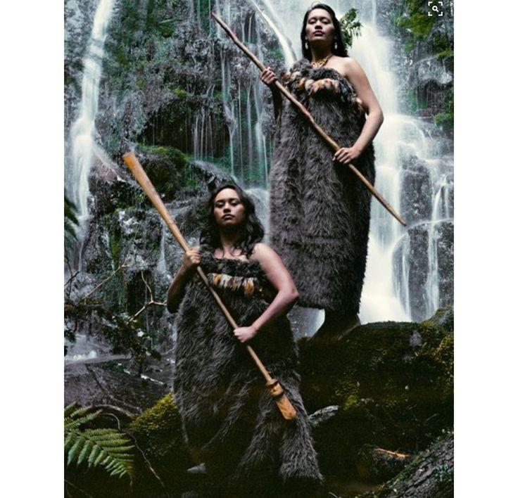 Wahine toa #maori
