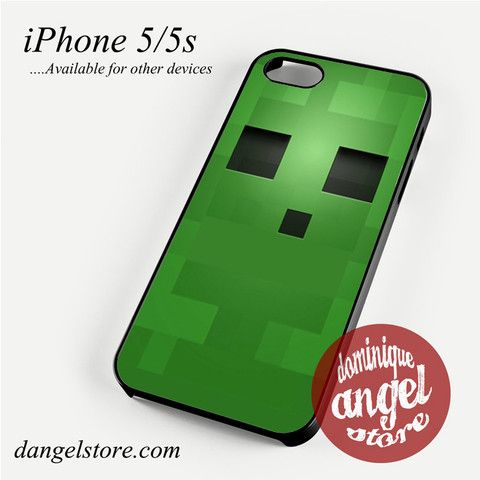 coque iphone 5 minecraft