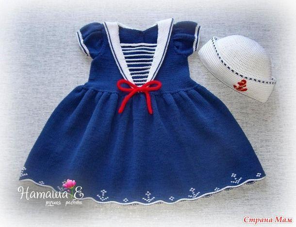 Для маленьких модниц. - Вязание для детей - Страна Мам