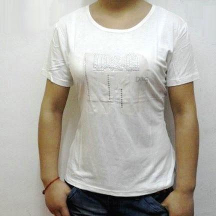 Camicia Dolce Gabbana Donna CL92camicia Dolce Gabbana Donna bianco Redondo Manica Taglio e Nuovo
