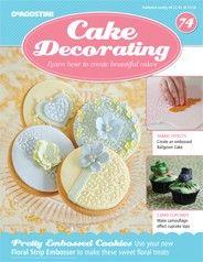 Deagostini Cake Decorating Kit : 1000+ images about Cake Decorating Magazine on Pinterest ...