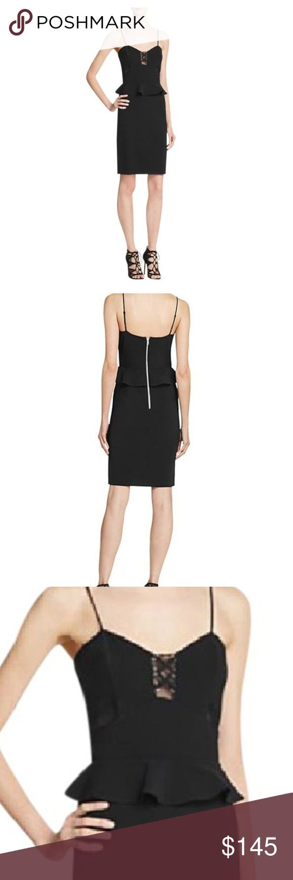 Parker Sachi Peplum Dress Parker Sachi Peplum Dress ORIG