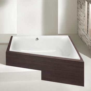 Hoesch THASOS Badewanne rechte Ausführung