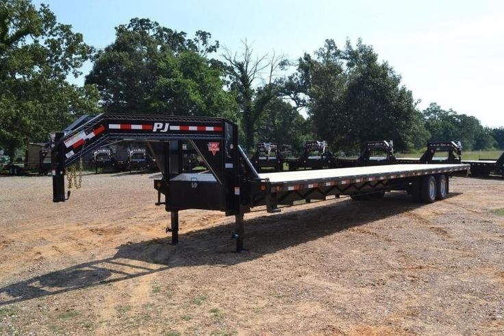 9 Best Images About Flatbed Trailers On Pinterest