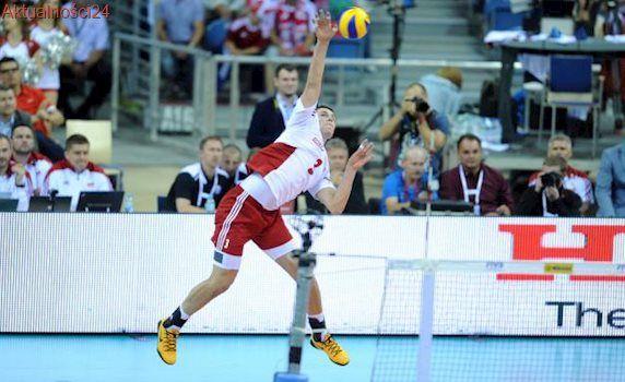 Liga Światowa: Polscy siatkarze zaczną od meczu z mistrzami olimpijskimi