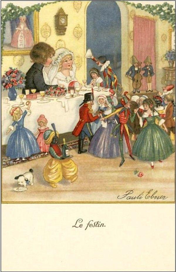 Pauli Ebner (1873-1949) — Old Post Cards (600 x924)