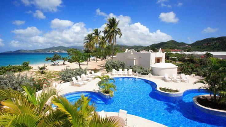 Where to Stay in Grenada: Spice Island Beach Resort