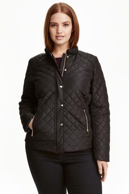 H&M+ Pikowana kurtka