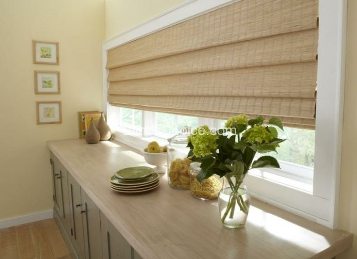 our dealer selectelife shade this elegant example of horizons natural woven shades bamboo blindswood