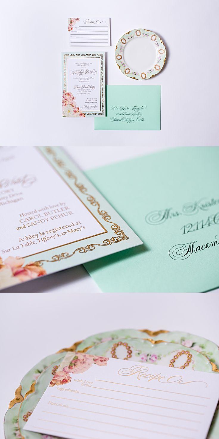 131 Best Foil Printing For Invitations Images On Pinterest Custom