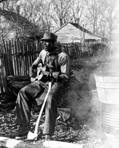 Under a Mississippi Sun: Portraits of Depression-Era Sharecroppers   LIFE.com. Alfred Eisenstaedt—The LIFE Picture Collection/Getty Images  Sharecropper playing guitar and singing beside a tub of scalding water at hog-killing time, Mississippi, 1936