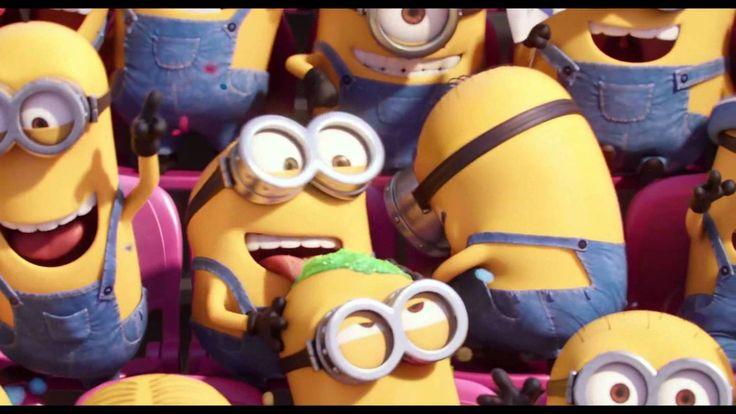 Minions Super Fans Spot HD YT Illumination #SuperBowlCommercials