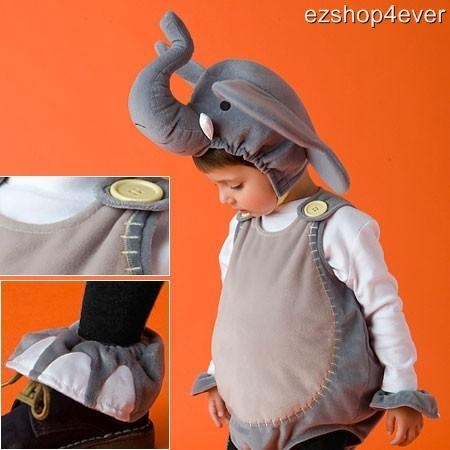 Or there's this cute and afordable elephant costume....                                                                                                                                                                                 More