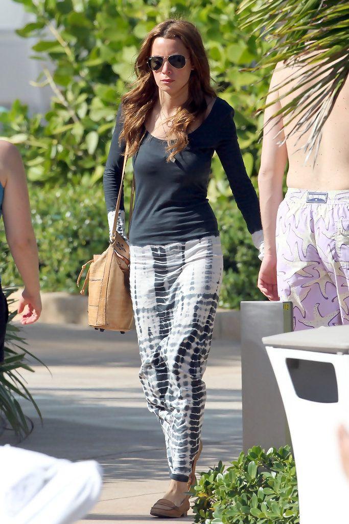 Tom Felton - Tom Felton and Jade Olivia in South Beach