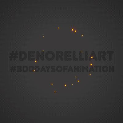 300  Days Of Animation__65 by denOrelli