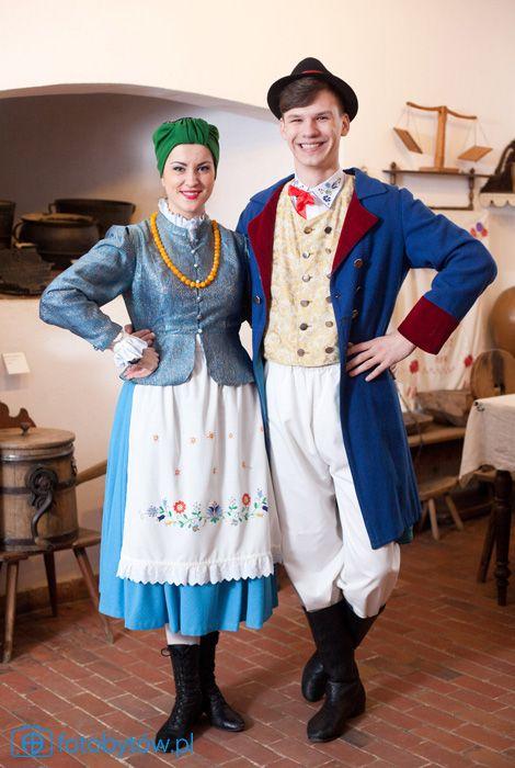 Kaszuby Folk Costumes Page 17 Poland Folk Costume