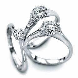 Furrer-Jacot Diamond Rings
