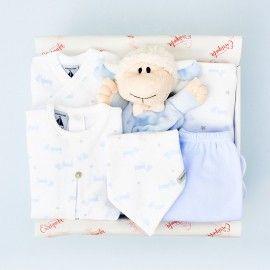 Caja buenas noches bebé
