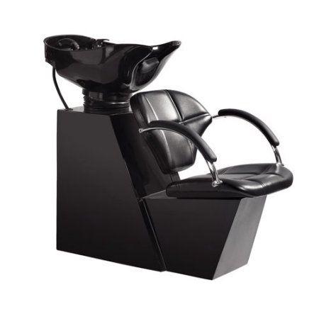 Backwash Shampoo Bowl Sink Chair Unit Station Beauty Salon Equipment