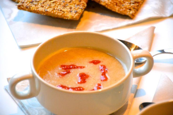 Cannellinibonensoep met tomatenpesto :: De Voedingsapotheek